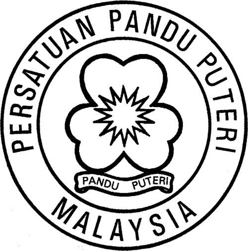 Logo Persatuan Pandu Puteri Malaysia
