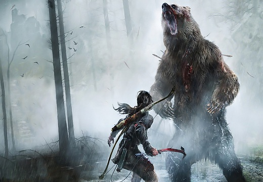 Rise of the Tomb Raider free Game Download full