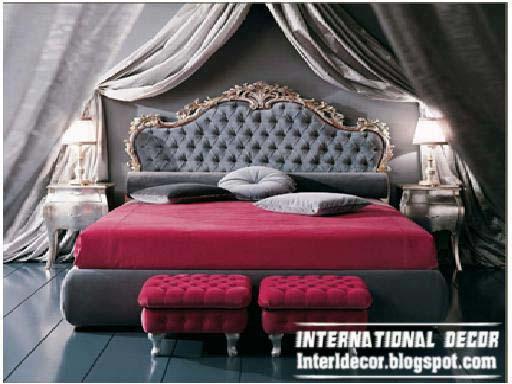 Grey Bedroom With Pop Of Color