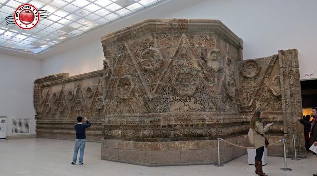 Berlín - Isla de los Museos (Pérgamo)