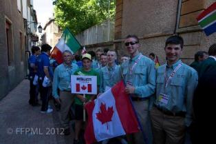 Canadian Youth National Fly Fishing Team