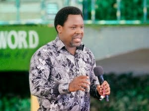 PROPHET T.B JOSHUA: THE DEPTH AND POWER OF THE WORD