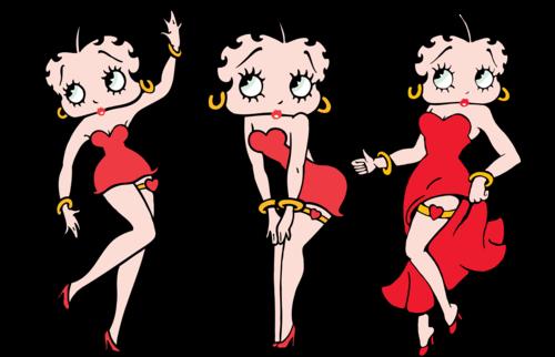 Gambar Betty Boop