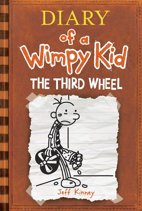 Teodoras book reviews diary of a wimpy kid the third wheel teodoras book reviews diary of a wimpy kid the third wheel by jeff kinney solutioingenieria Gallery