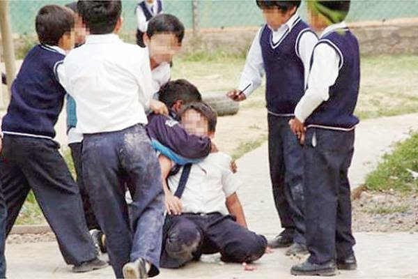 Taller como trabajar con niños agresivos y violentos en Primaria