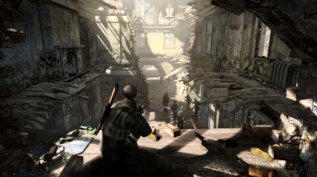 Sniper Elite 2 Free Download PC Games