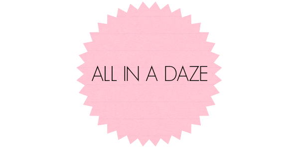 All In A Daze