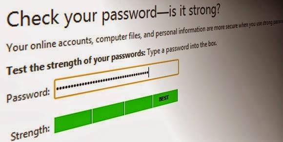 Inilah Daftar 10 Password Terjelek di Dunia
