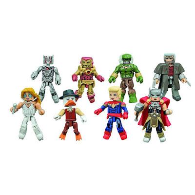 Marvel Secret Wars Minimates Series 1 by Diamond Select Toys