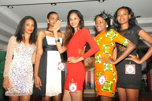 Jihan Dimachk ndiye Redd's Miss Tanzania Top Model 2014