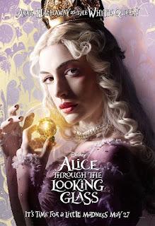 Alicia a través del espejo desvela tráiler y carteles 3