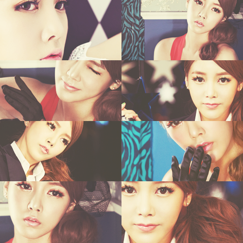 Soyeon T-ara 2012 Picture Compilation