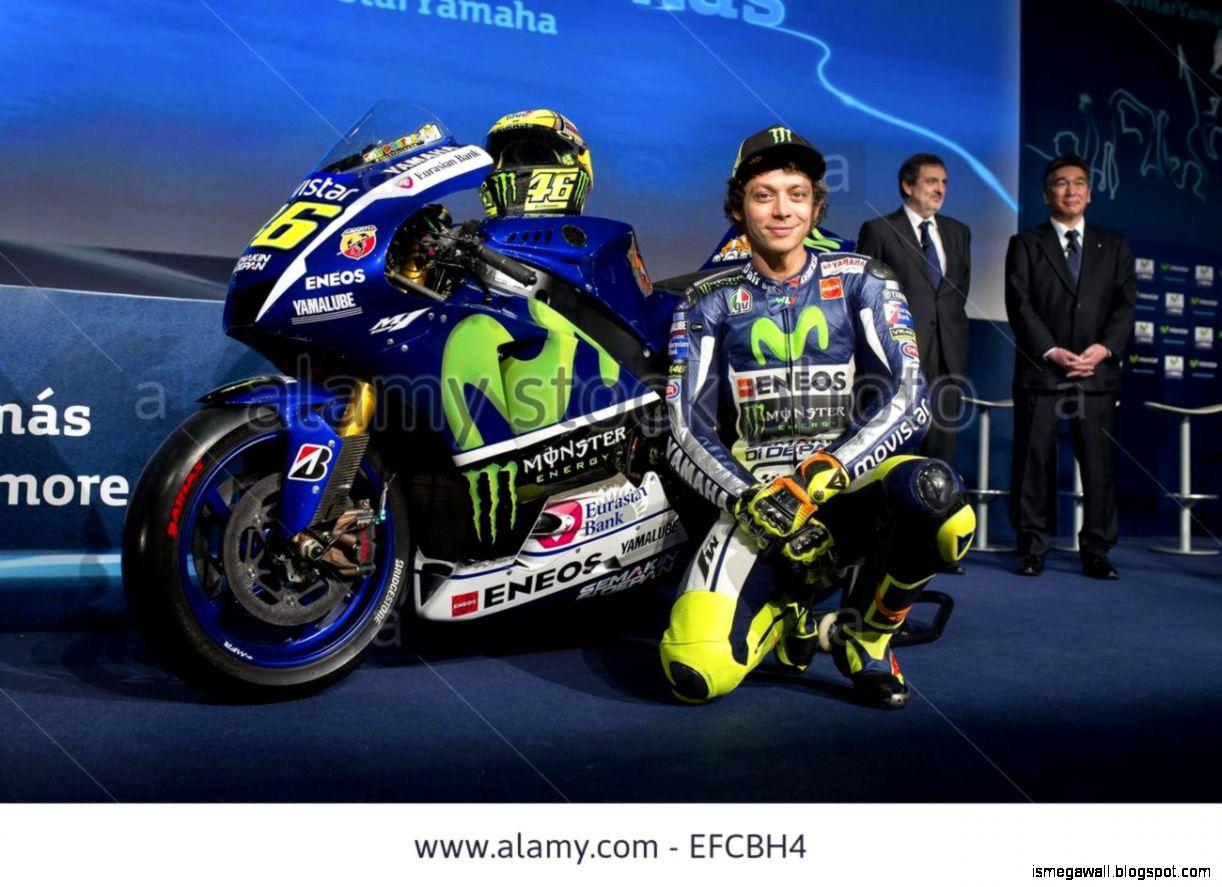 Valentino Rossi Kecam Yamaha walau Tampil Apik di MotoGP Thailand