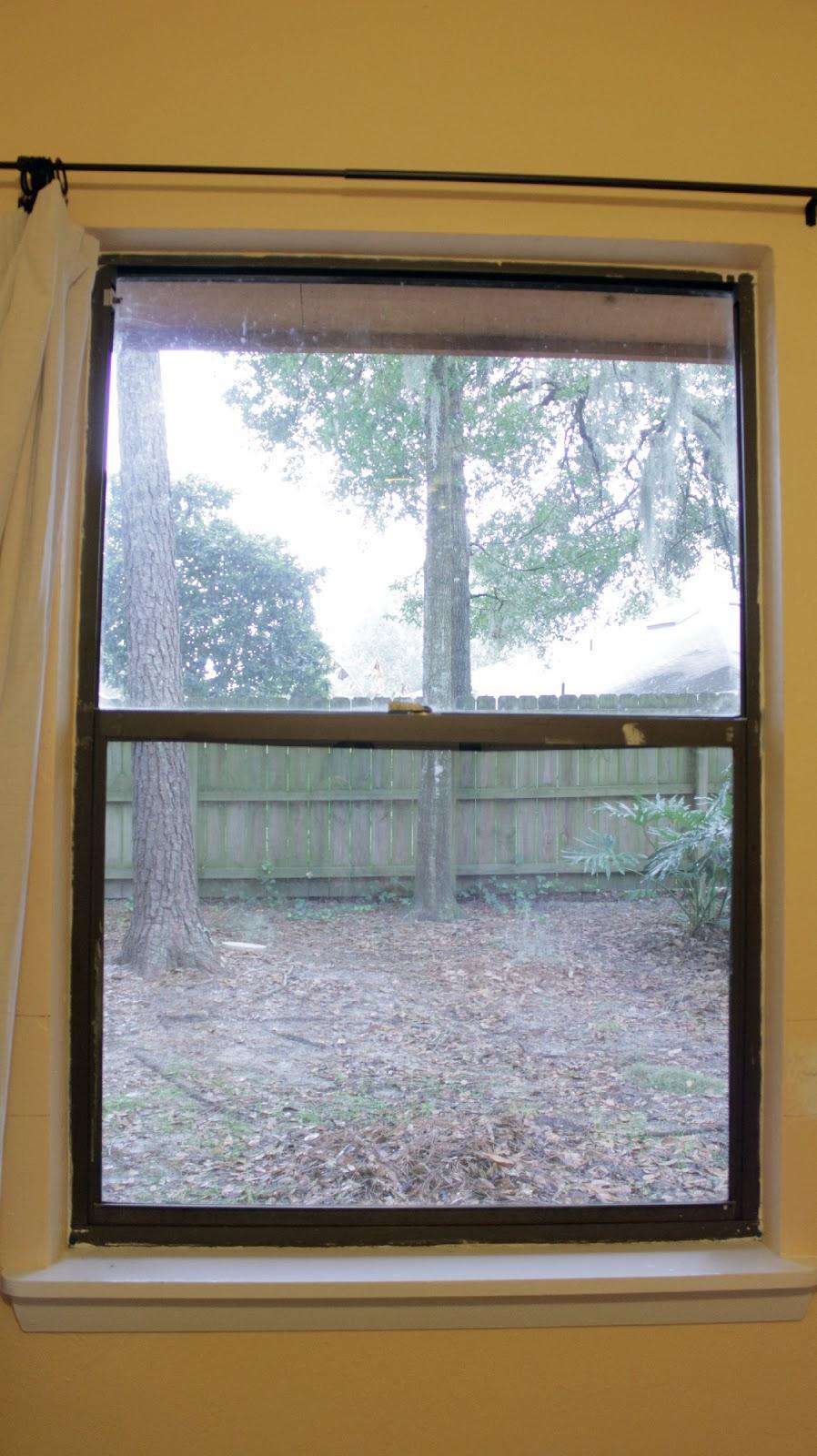 Salvaged Spaces: DIY: Wooden Window Frames