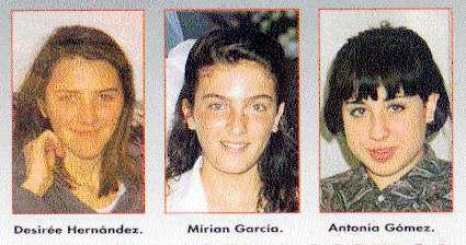 las tres ninas de alcacer: