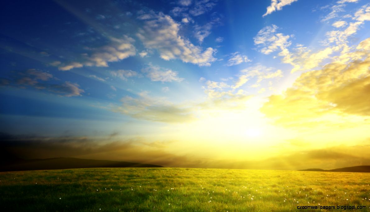 Easter Sunrise Background   Top Images