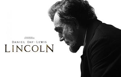 Portada de la película Lincoln
