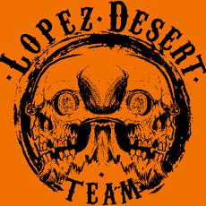 Logo López Desert Team