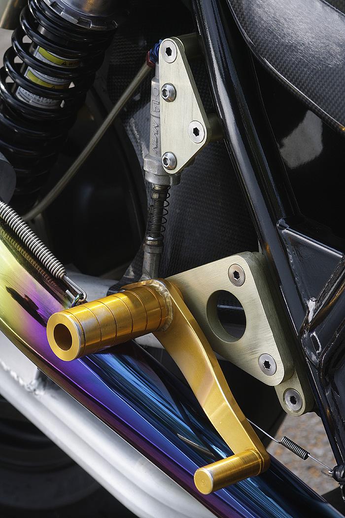Kawasaki Zrxperformance Parts