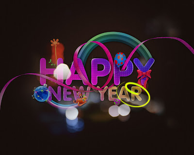 New Year Image For PC
