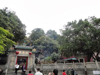 Ama Temple - Macau
