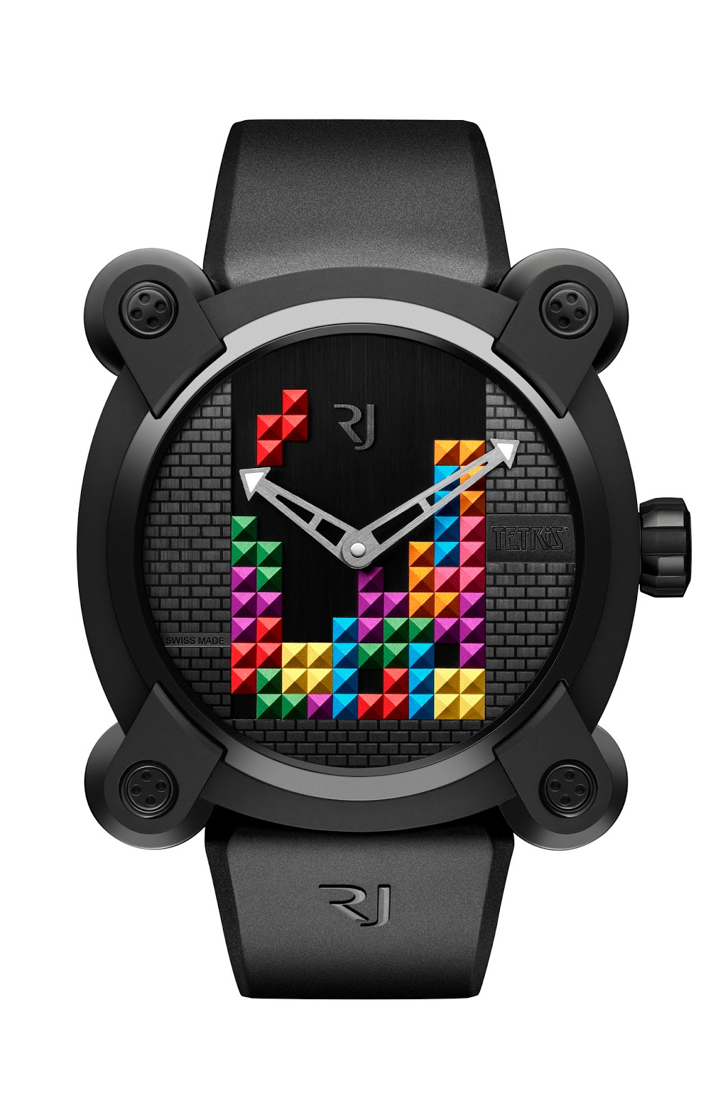 Eniwhere Fashion tips - orologi - Tetris DNA RJ Watches