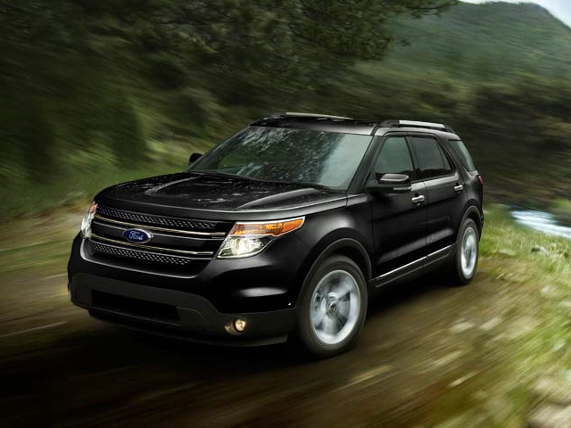 Specification Ford Explorer 2011