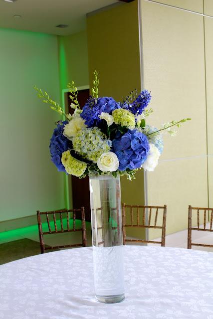 Allison phalen floral design nicole joe seaport hotel