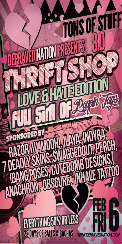 Thrift Shop 8.0