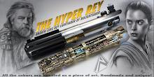 THE HYPER REY Anakin Luke Rey Lightsaber