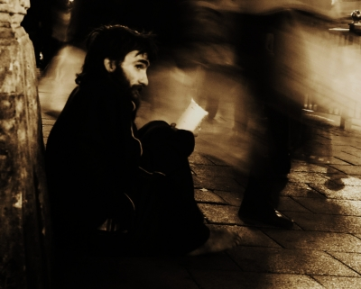 "Image ""Homeless Man"" courtesy of Mantas Ruzveltas at www.freedigitalphotos.net"