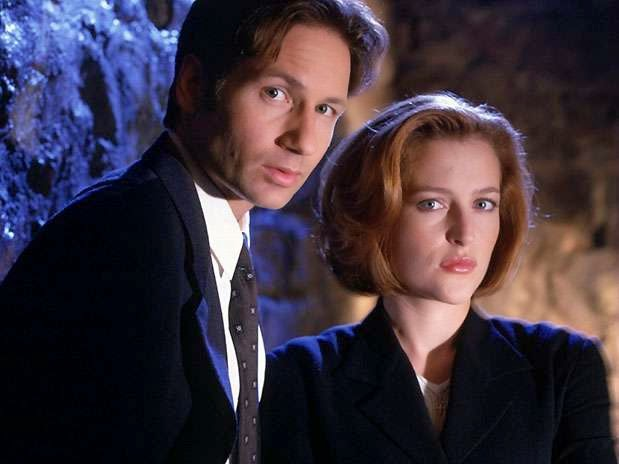 expediente x, x-files, david duchovny, gillian anderson, reboot, relanzamiento, chris carter, el zorro con gafas, fox