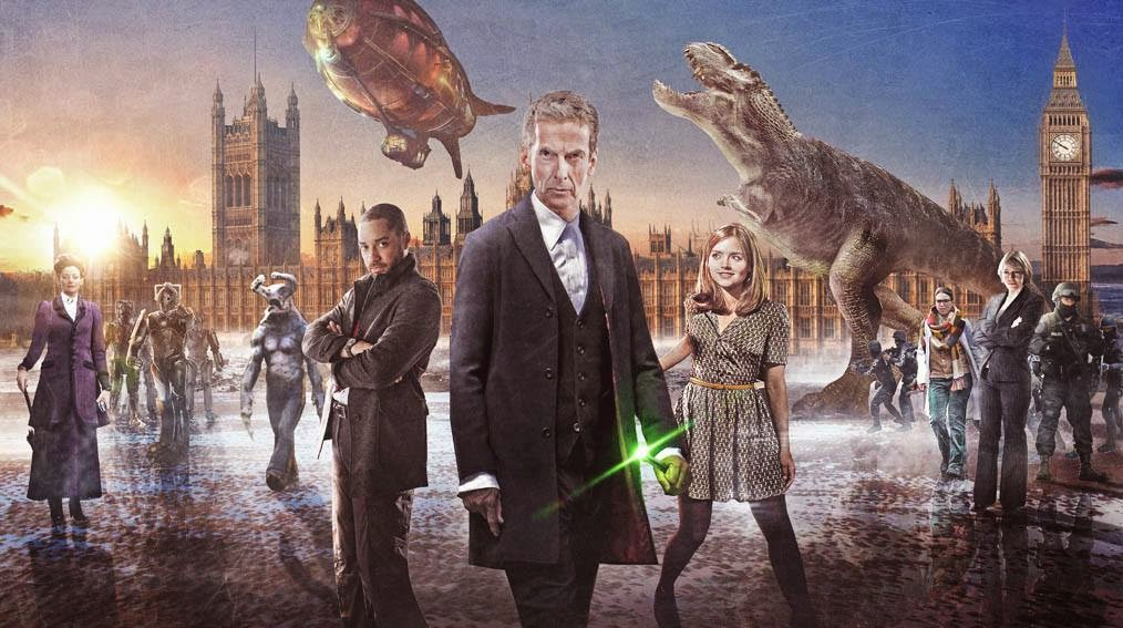 En Serie: Temporada 8 de Doctor Who