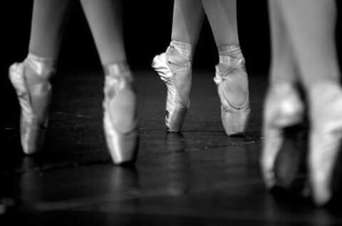 Cool Chic Style Fashion - Ballet