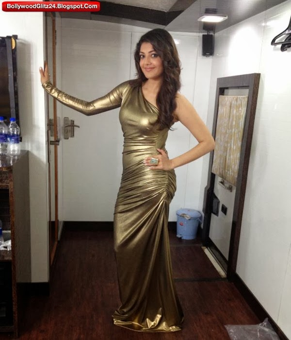 Kajal Agarwal givinga good looking pose