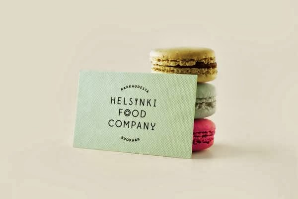 20 Business Card Designs with creative use of fonts