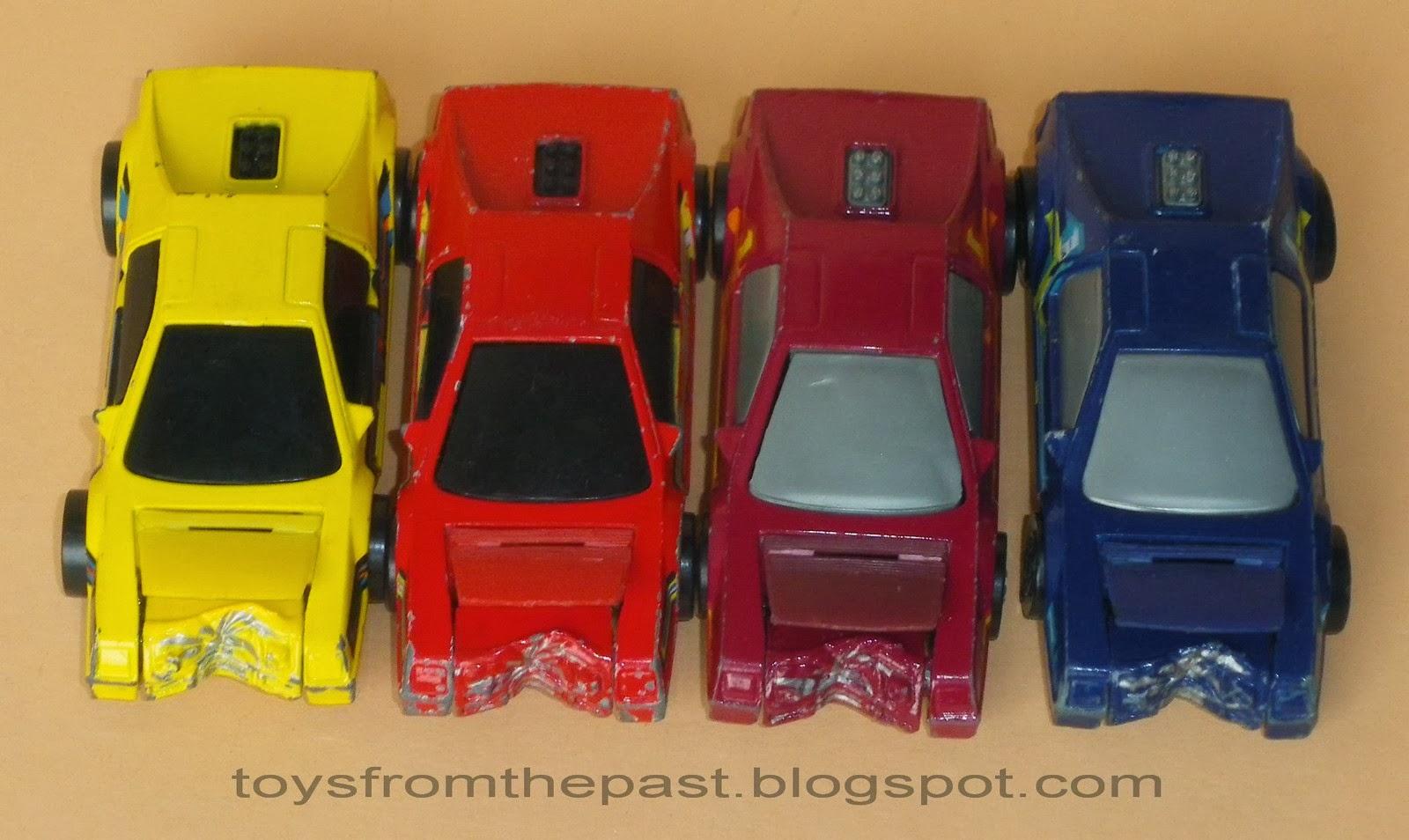 Hot Wheels Crash Cars