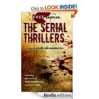 The Serial Thrillers by Tess Gerritsen kindle free books