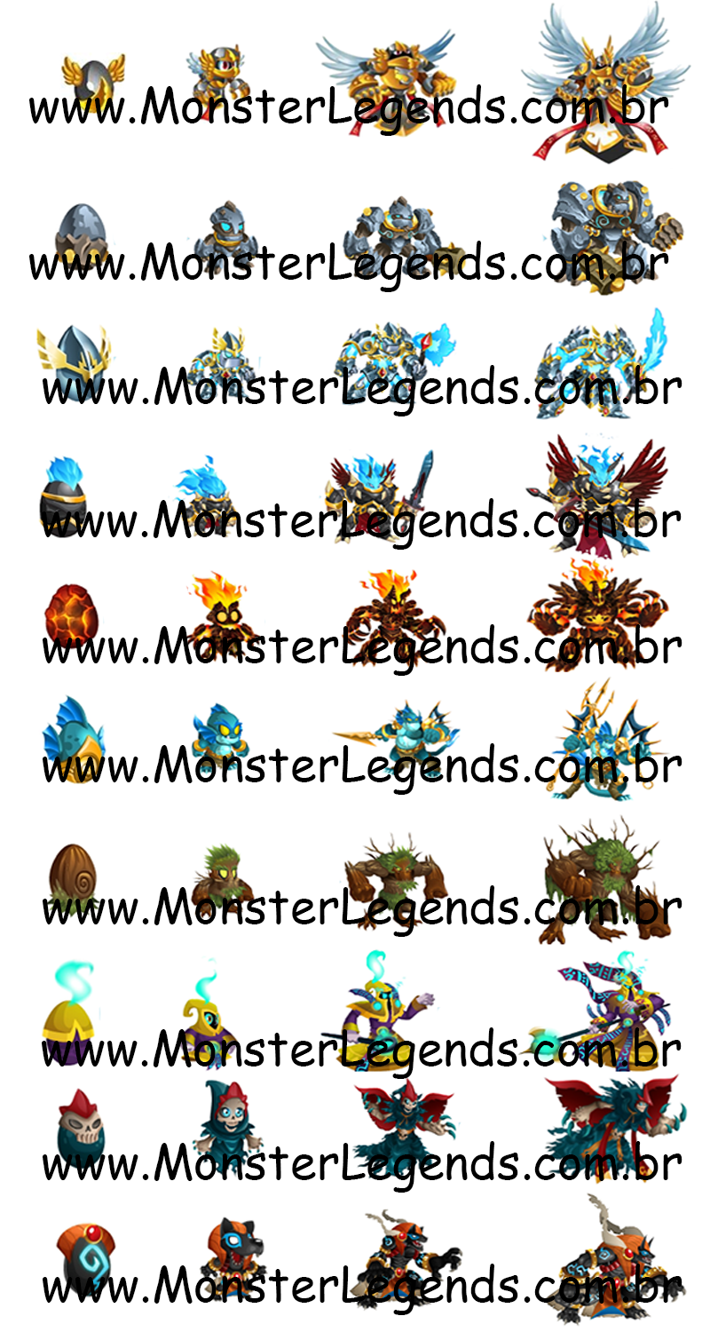Monster Legends
