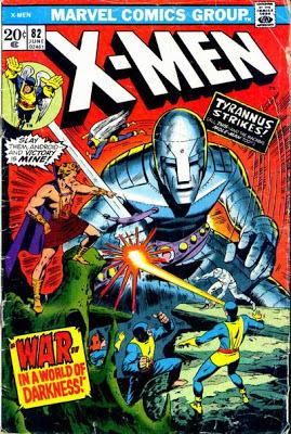 X-Men #82, Tyrannus