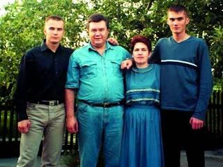 """""""Семья Януковича"""""""