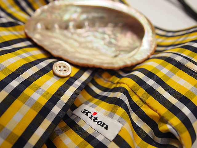 Kiton Italian luxury brand