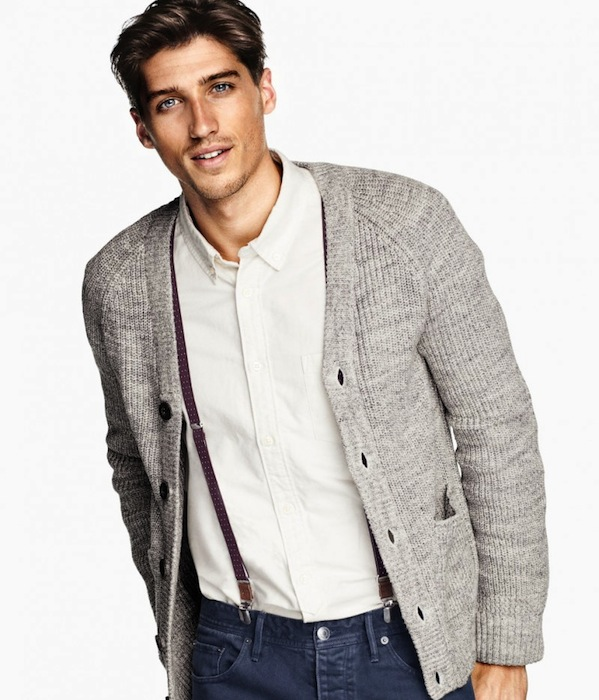 H & M Winter 2012 Men's Collection