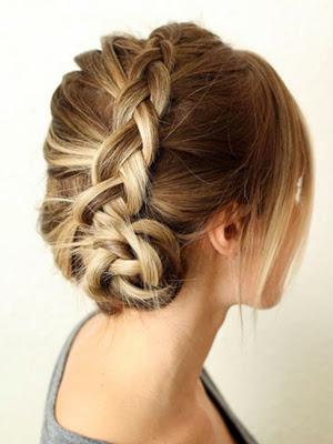 trenzas cocidas peinados 2014