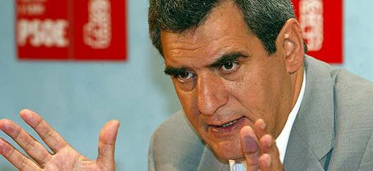 julio villarrubia secretario general del PSOE de Castillay León