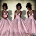 OMG! INC - PINK BLISS GOWN