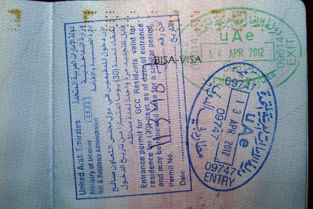 how to apply for uae visit visa