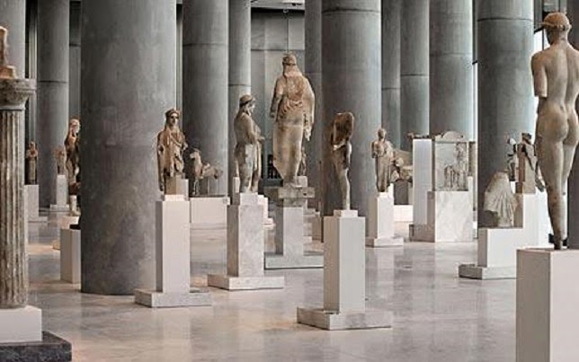 Acropolis Museum among 20 best in the world