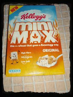 Kelloggs mini max
