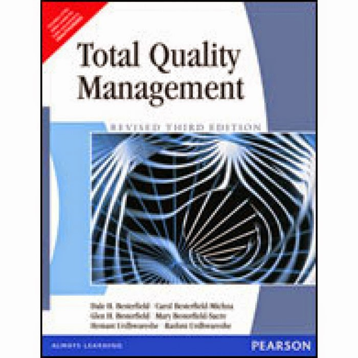 total quality management 3 essay Report on total quality management executive summary quality is a key strategic factor in attaining business success, and has grown even more relevant for successful competition in today's global market (nelsen 2006, 6.